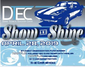 Dennis Technical Education Center Show and Shine