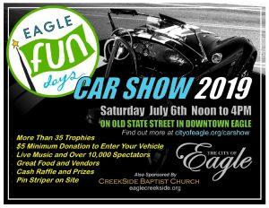 Eagle Car Show