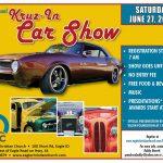 Eagle Christian Car Show